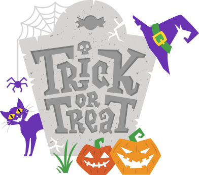 style trick or treat images in PNG and SVG   Icons8 Illustrations