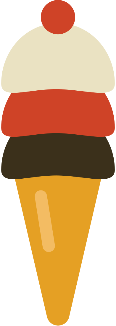 style ice cream cone images in PNG and SVG | Icons8 Illustrations