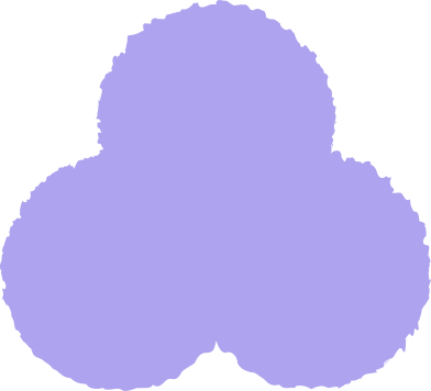 style trefoil purple images in PNG and SVG | Icons8 Illustrations