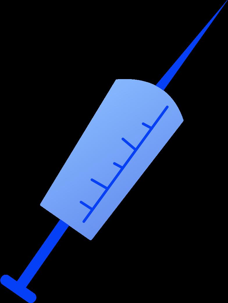 syringe Clipart-Grafik als PNG, SVG