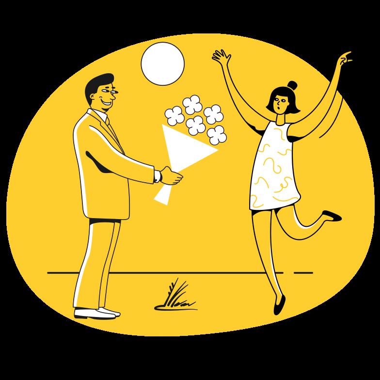 Клипарт Встреча в PNG и SVG
