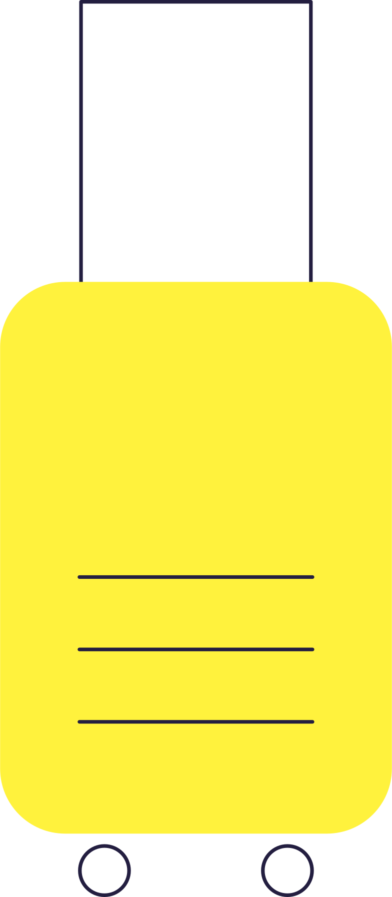 luggage Clipart illustration in PNG, SVG