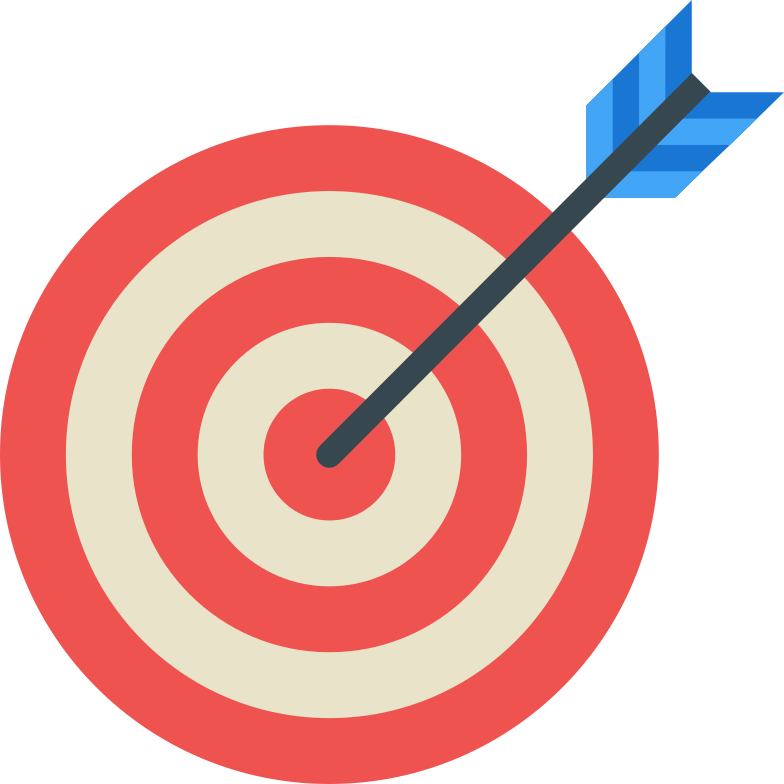 style target with arrow Vector images in PNG and SVG | Icons8 Illustrations