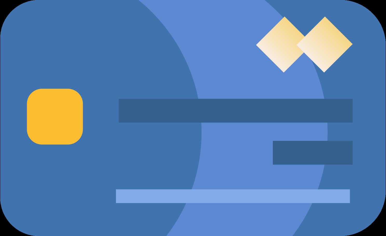 credit-card Clipart illustration in PNG, SVG