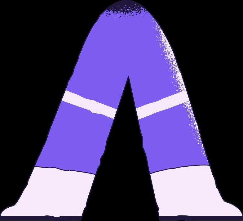 PNGとSVGの  スタイルの 宇宙服の脚 ベクターイメージ | Icons8 イラスト