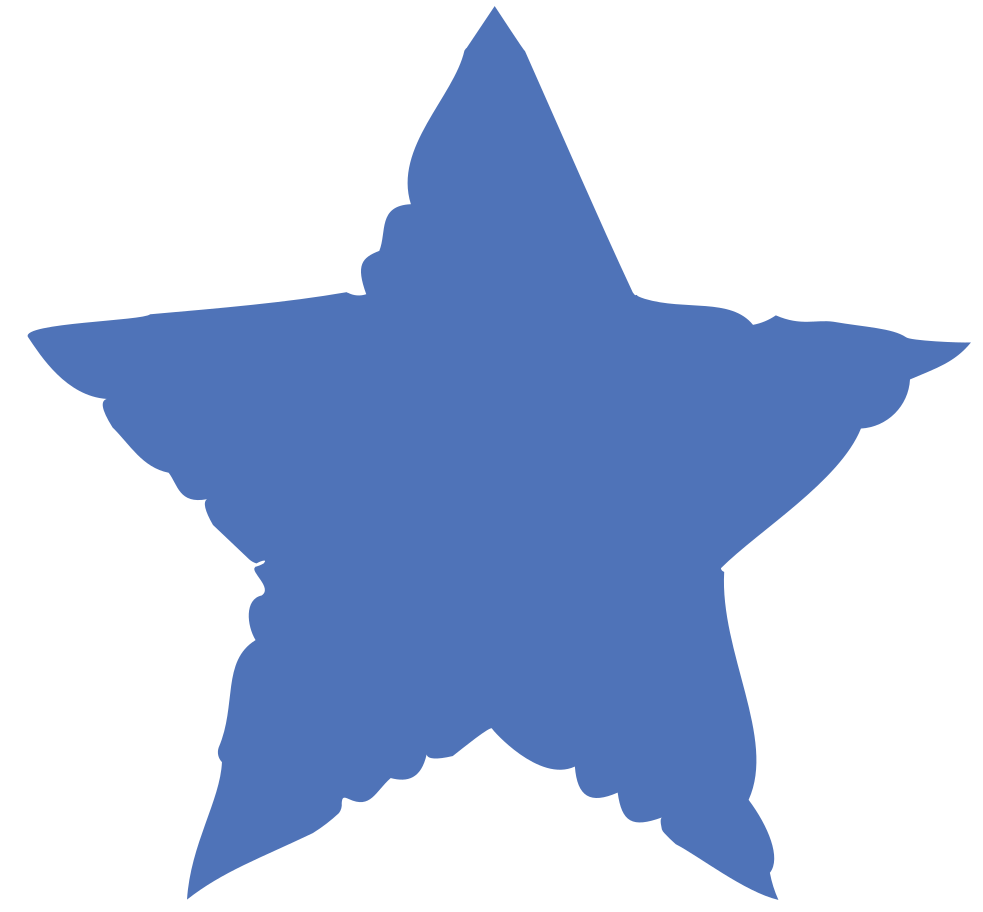 style star blue Vector images in PNG and SVG   Icons8 Illustrations