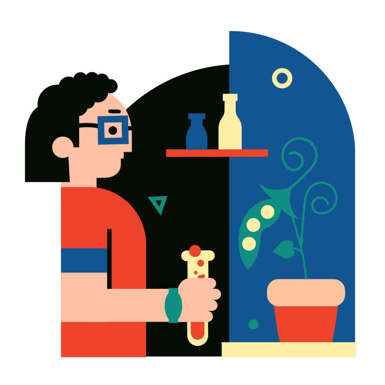 Biotechnologies Clipart illustration in PNG, SVG