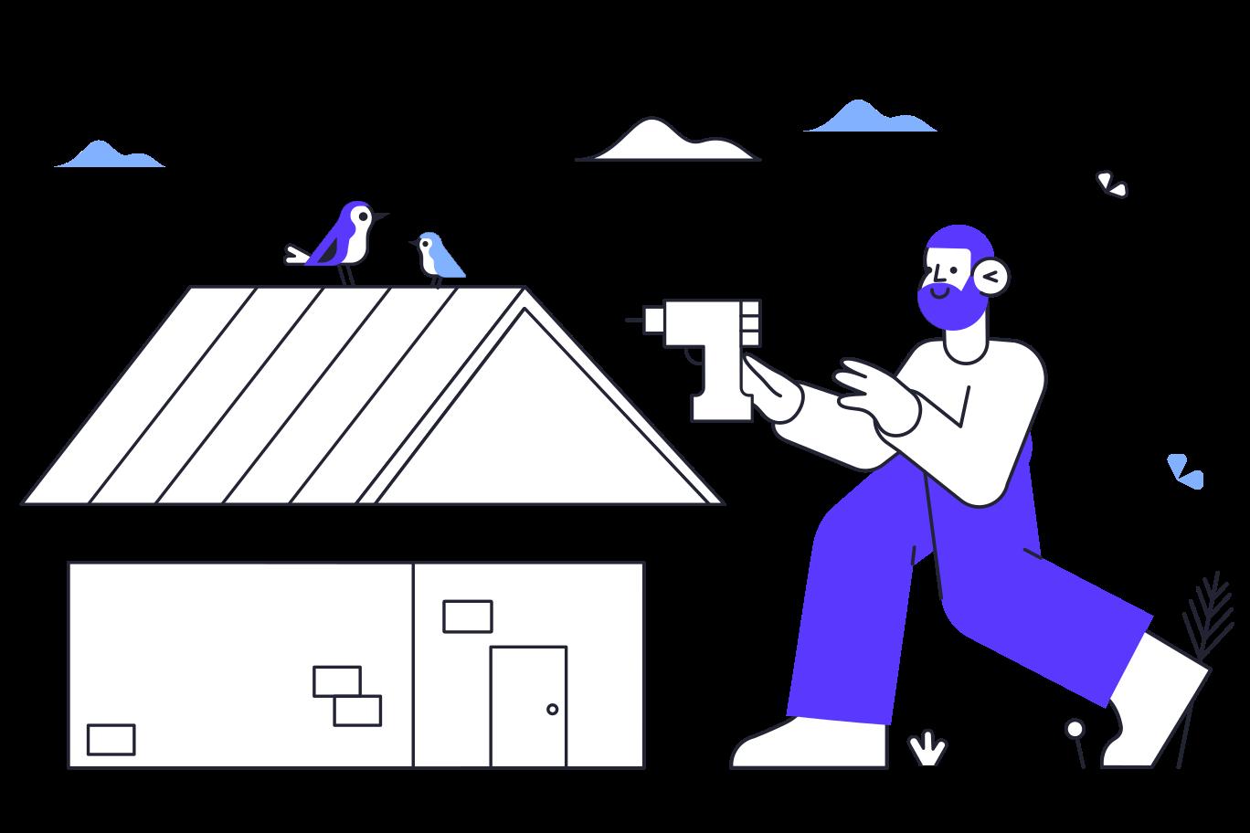 Work in progress Clipart illustration in PNG, SVG