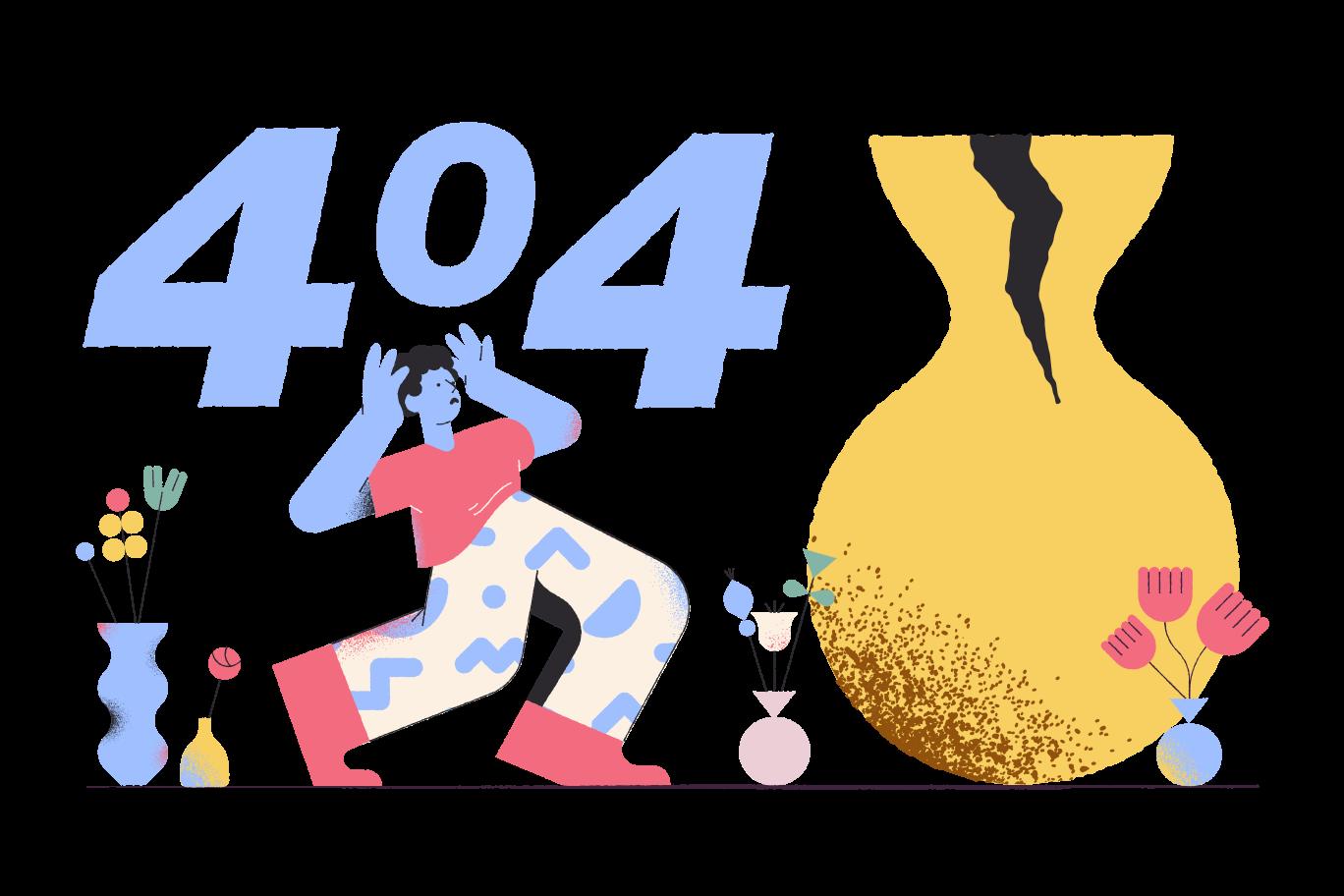 Fehler 404 Clipart-Grafik als PNG, SVG