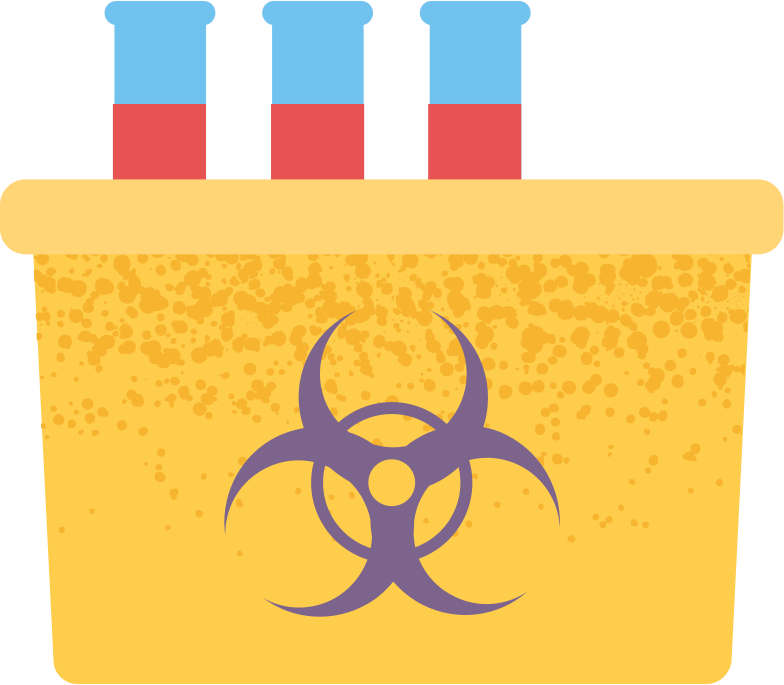 biohazard-kit Clipart illustration in PNG, SVG
