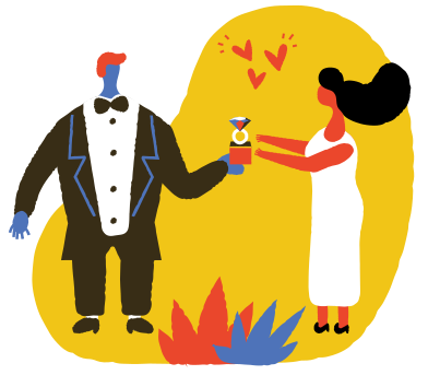 style Wedding images in PNG and SVG | Icons8 Illustrations
