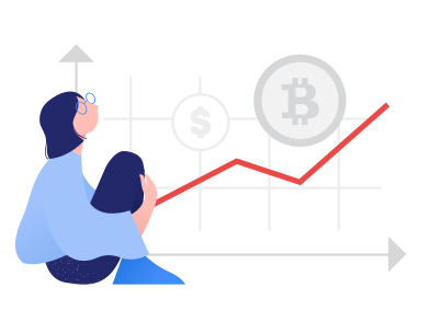 style Bitcoin trading images in PNG and SVG | Icons8 Illustrations