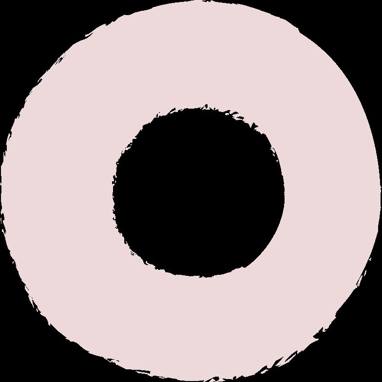 ring-pink Clipart illustration in PNG, SVG