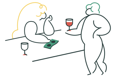 style At the bar images in PNG and SVG | Icons8 Illustrations
