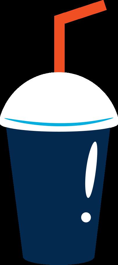 milk shake Clipart illustration in PNG, SVG