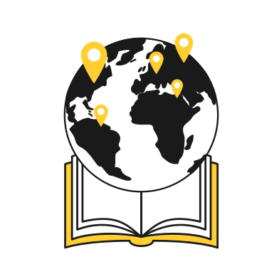 style Education around the world images in PNG and SVG | Icons8 Illustrations