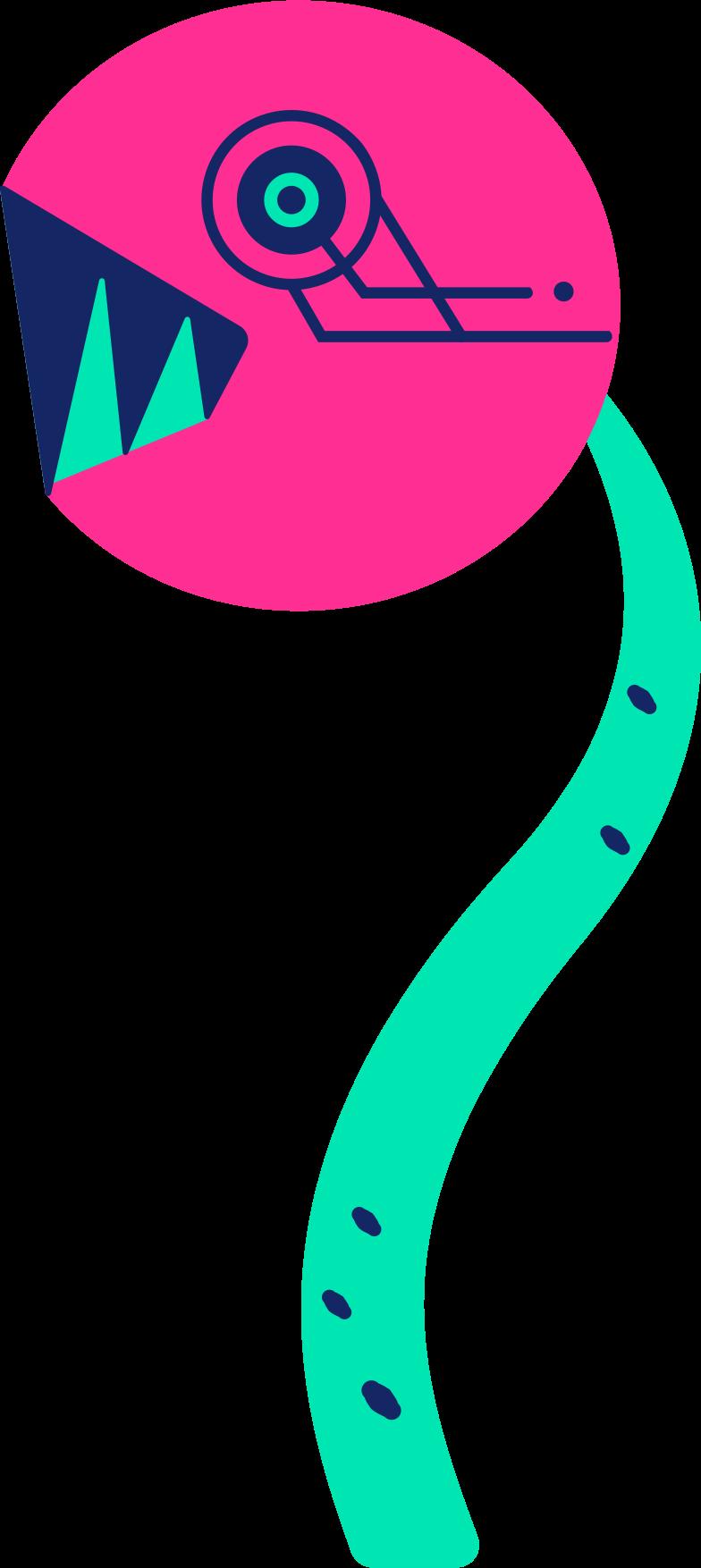 an evil plant Clipart illustration in PNG, SVG