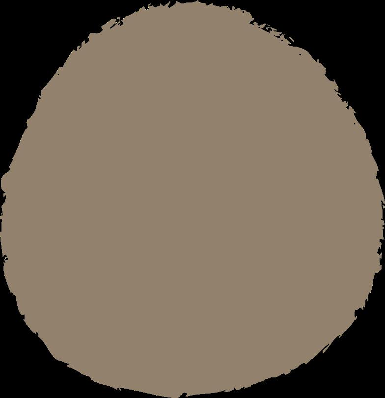 circle-dark-grey Clipart illustration in PNG, SVG