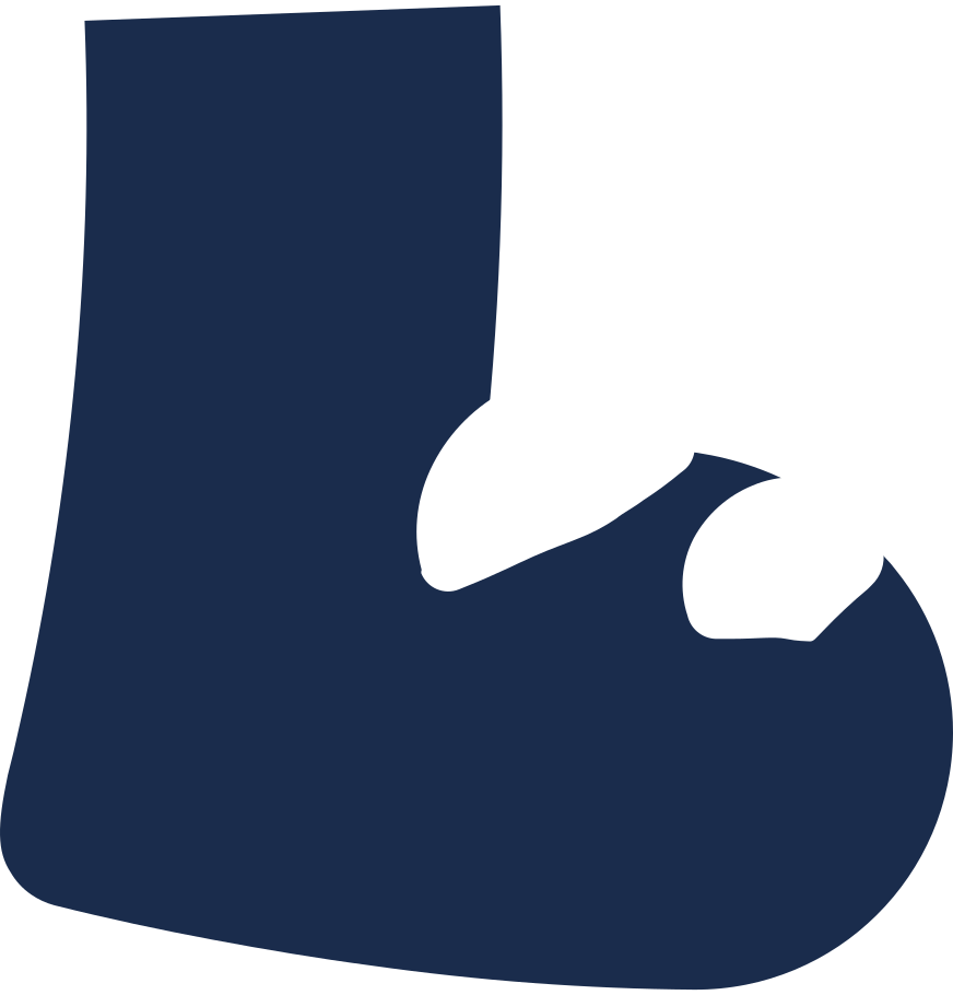 foot Clipart illustration in PNG, SVG