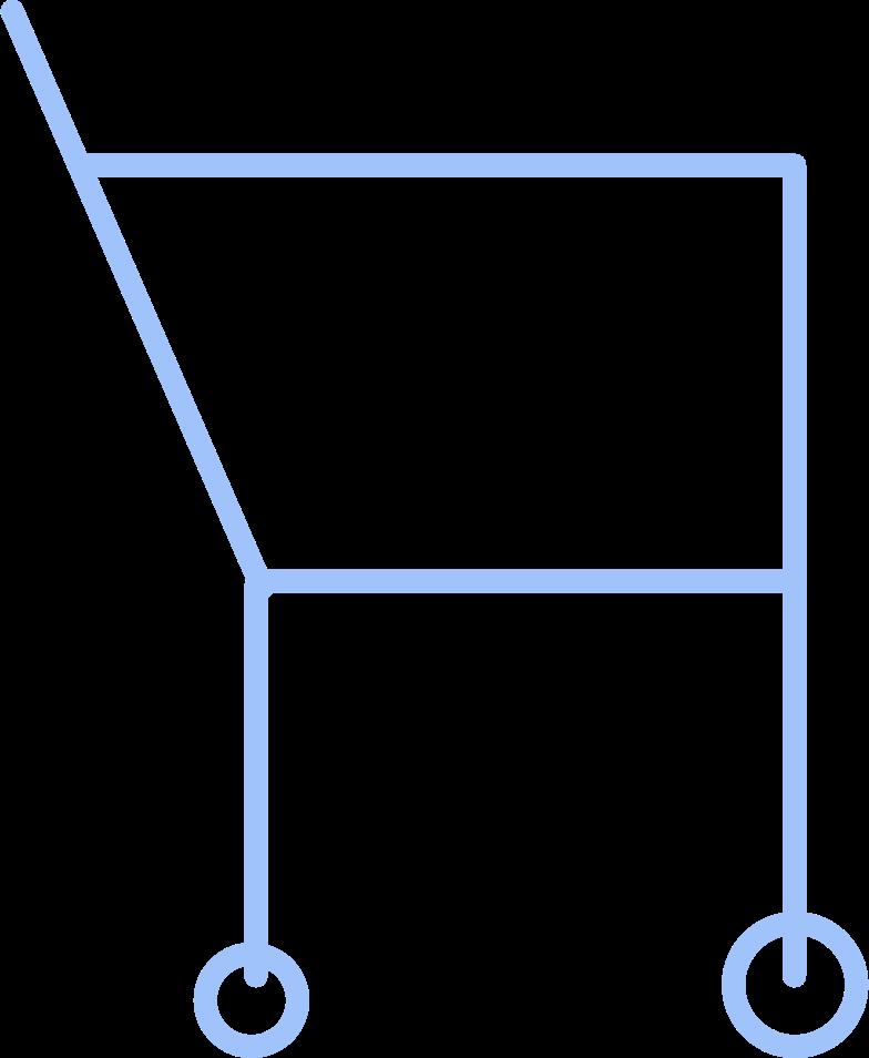 Imágenes vectoriales Carrito de compras en PNG y SVG estilo  | Ilustraciones Icons8