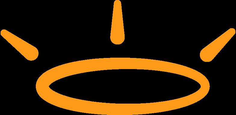 nimbus Clipart illustration in PNG, SVG