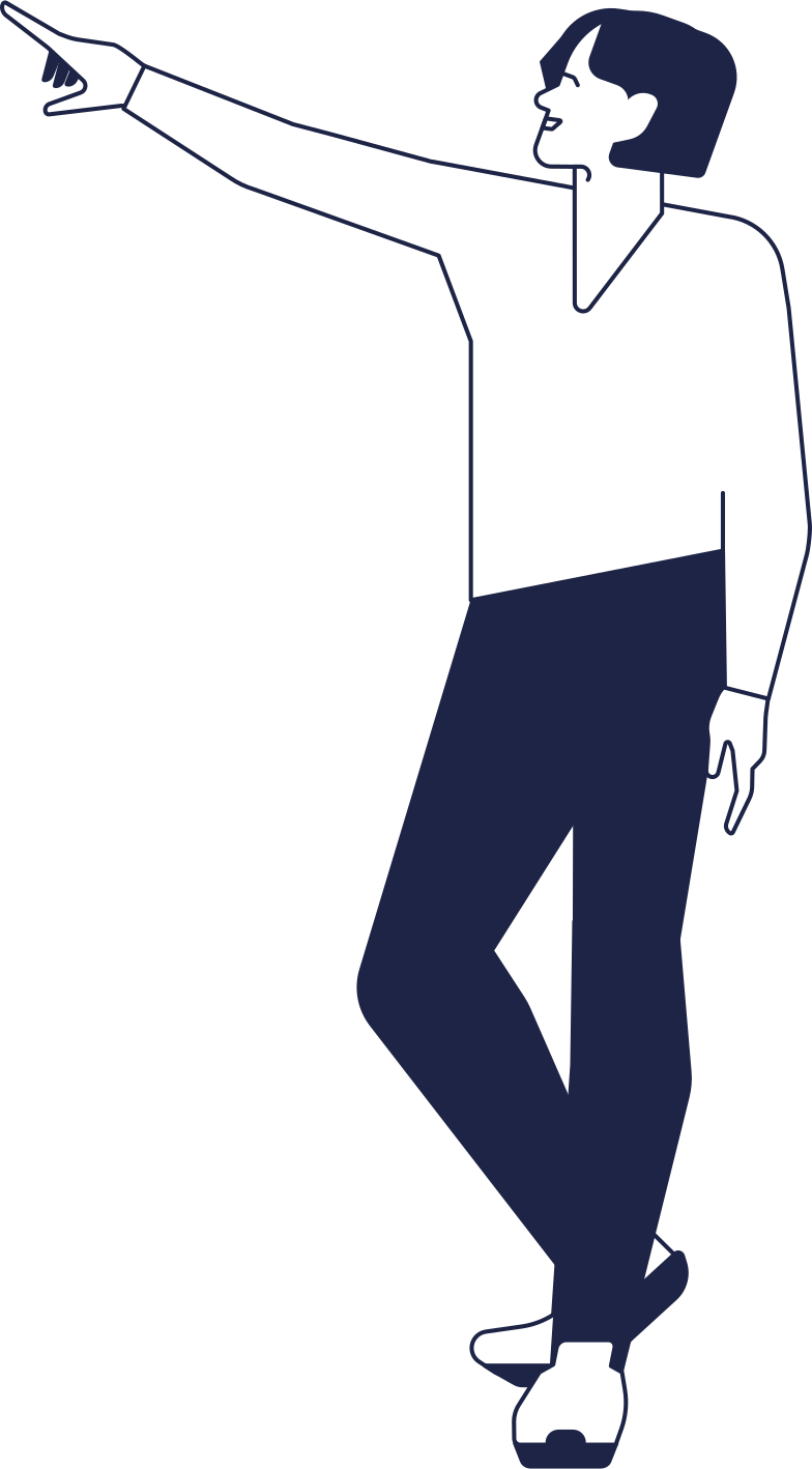 style office man showing Vector images in PNG and SVG | Icons8 Illustrations