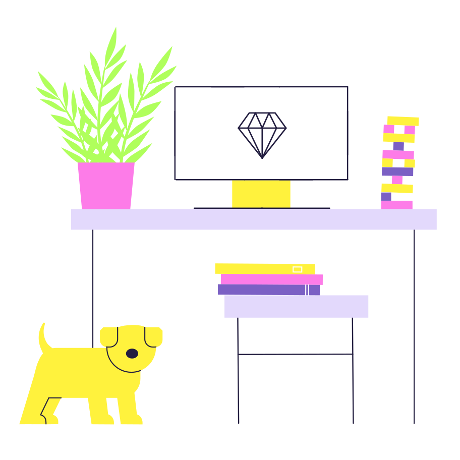style Workspace Vector images in PNG and SVG | Icons8 Illustrations