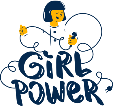 style girl power images in PNG and SVG | Icons8 Illustrations