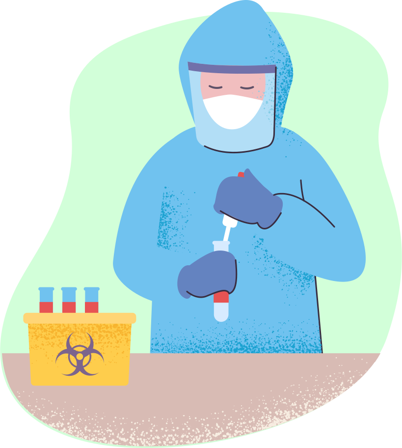 Biohazard Clipart illustration in PNG, SVG