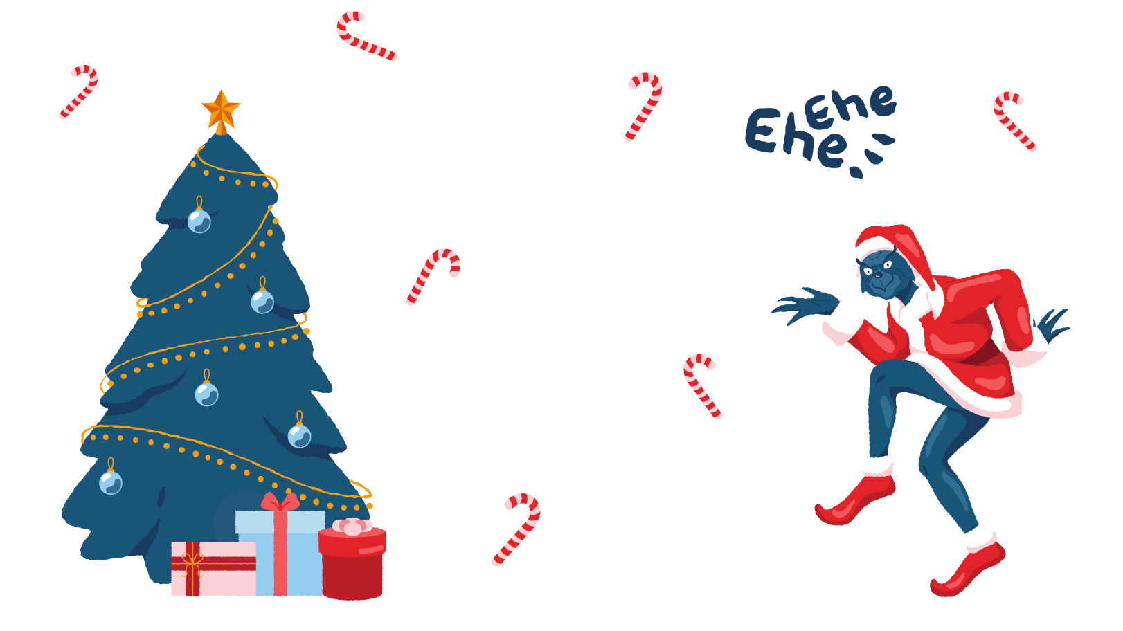 style Grinch stills Christmas  Vector images in PNG and SVG   Icons8 Illustrations