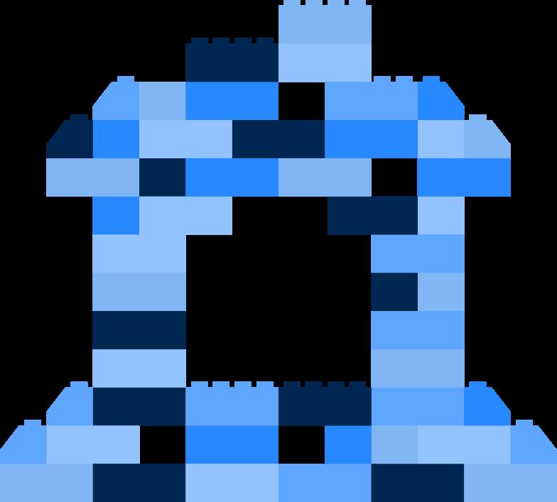 lego Clipart illustration in PNG, SVG