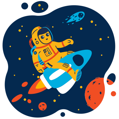 style Space traveler images in PNG and SVG | Icons8 Illustrations