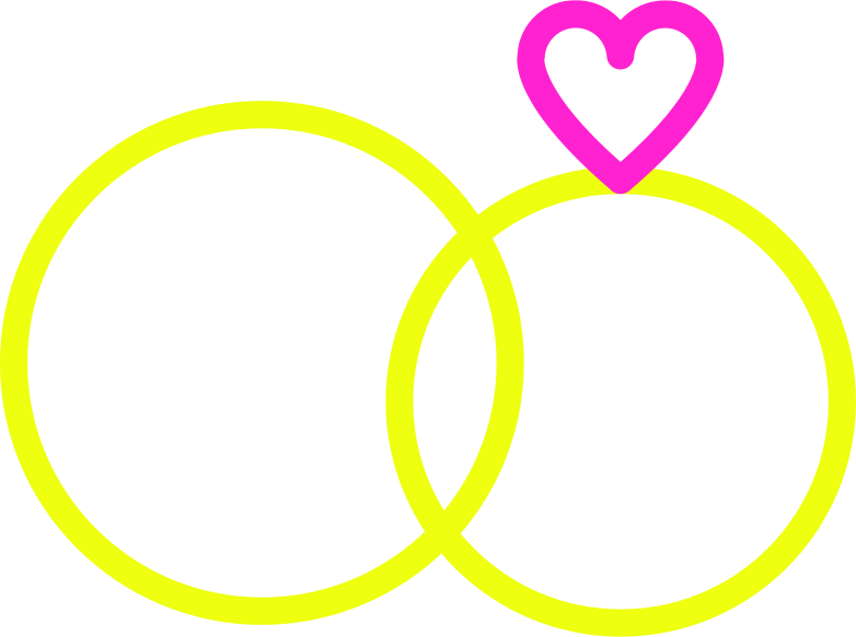 r wedding bands Clipart illustration in PNG, SVG