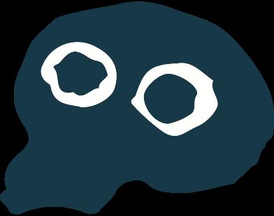 Иллюстрация череп в стиле  в PNG и SVG | Icons8 Иллюстрации