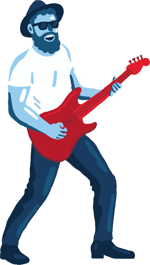 style musician Vector images in PNG and SVG   Icons8 Illustrations