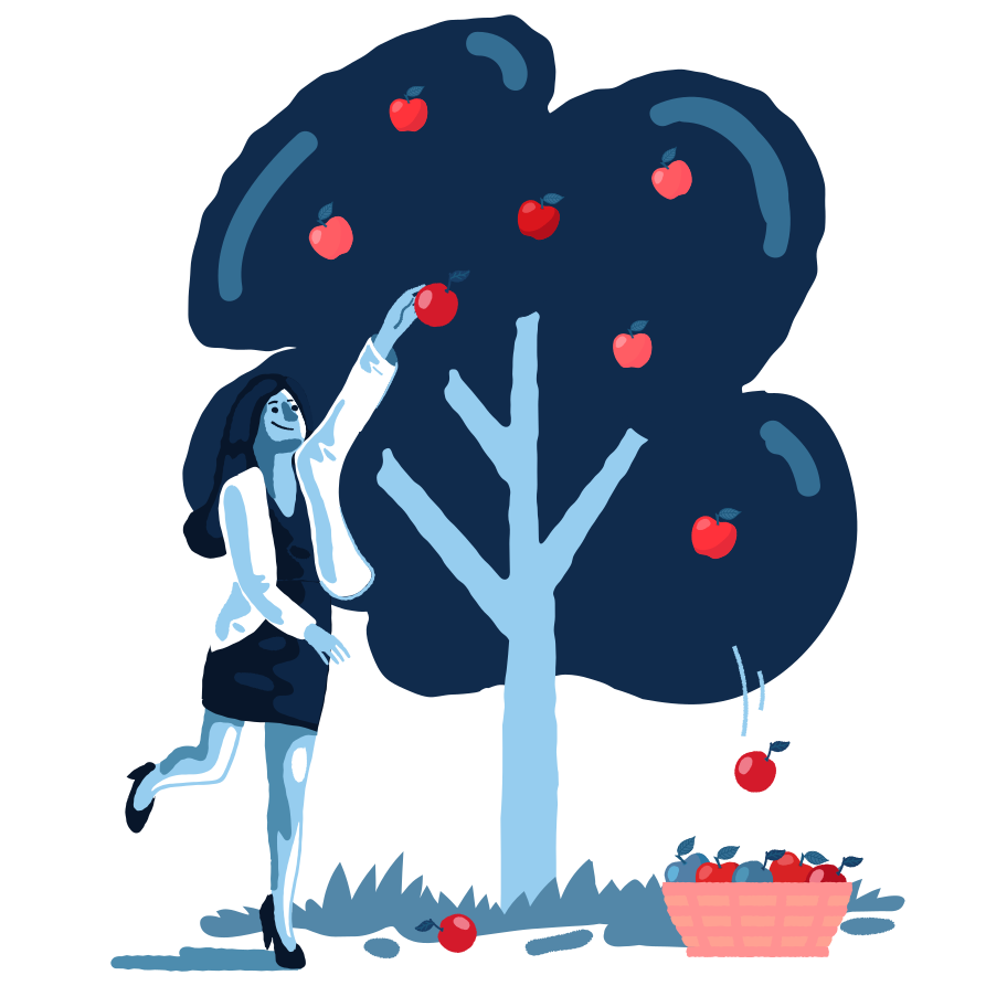 style Pick apples Vector images in PNG and SVG | Icons8 Illustrations