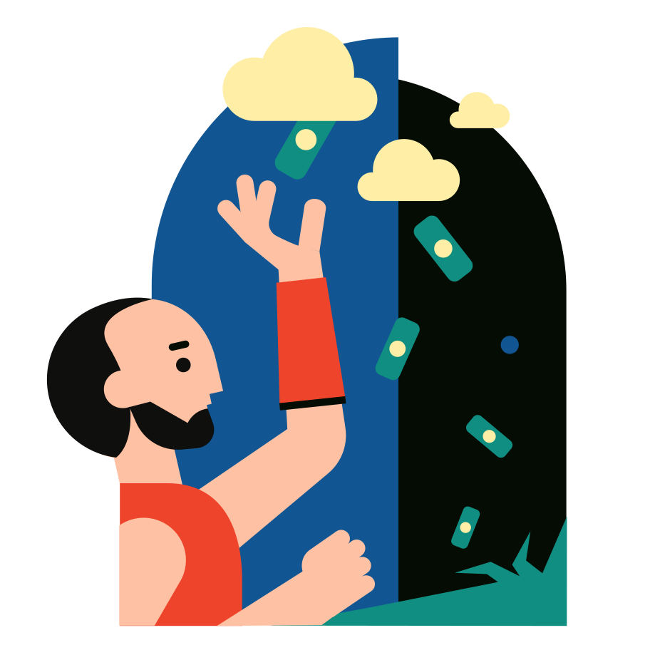 style Money Rain Vector images in PNG and SVG | Icons8 Illustrations