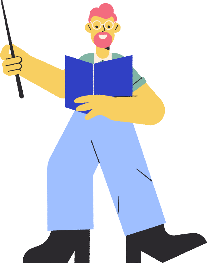 professor Clipart illustration in PNG, SVG