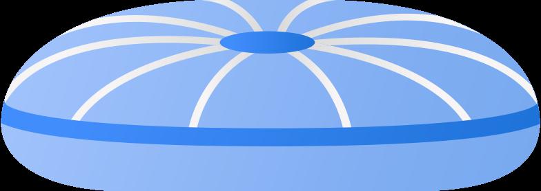 스타일 파란 베개 PNG 및 SVG 형식의 벡터 이미지   Icons8 일러스트레이션