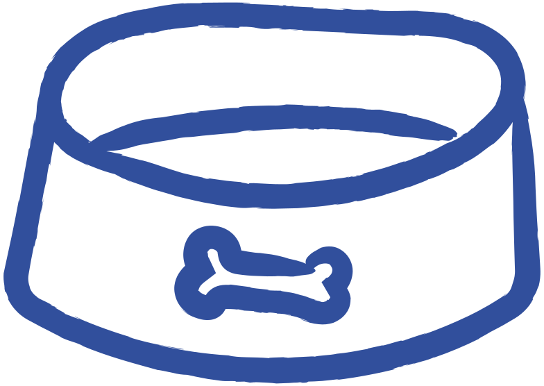 style dog bowl Vector images in PNG and SVG | Icons8 Illustrations