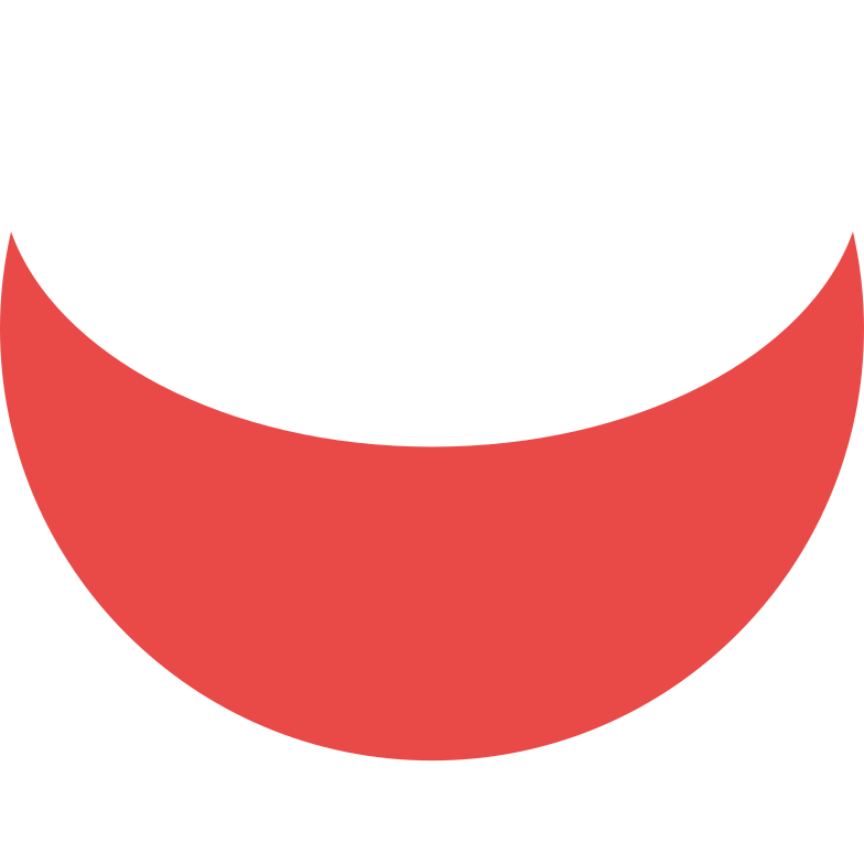 style crescent red Vector images in PNG and SVG | Icons8 Illustrations