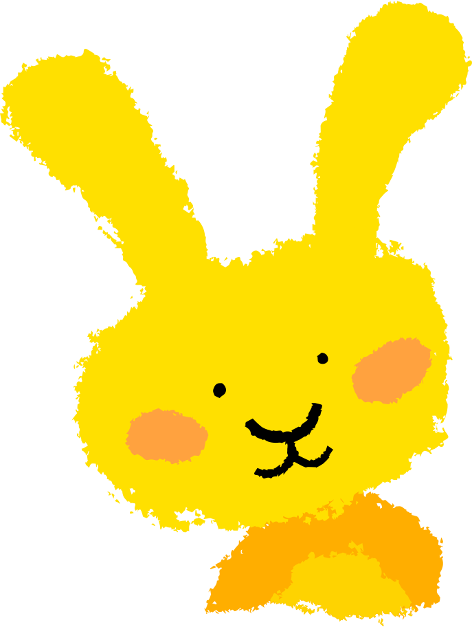 bunny Clipart illustration in PNG, SVG