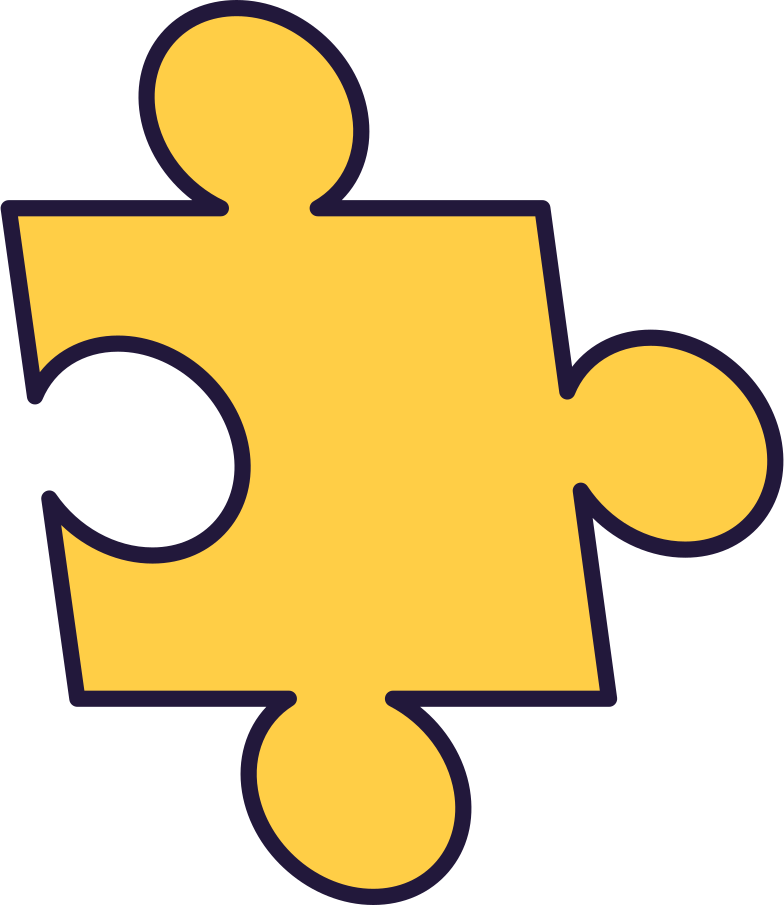 page not found  puzzle Clipart illustration in PNG, SVG