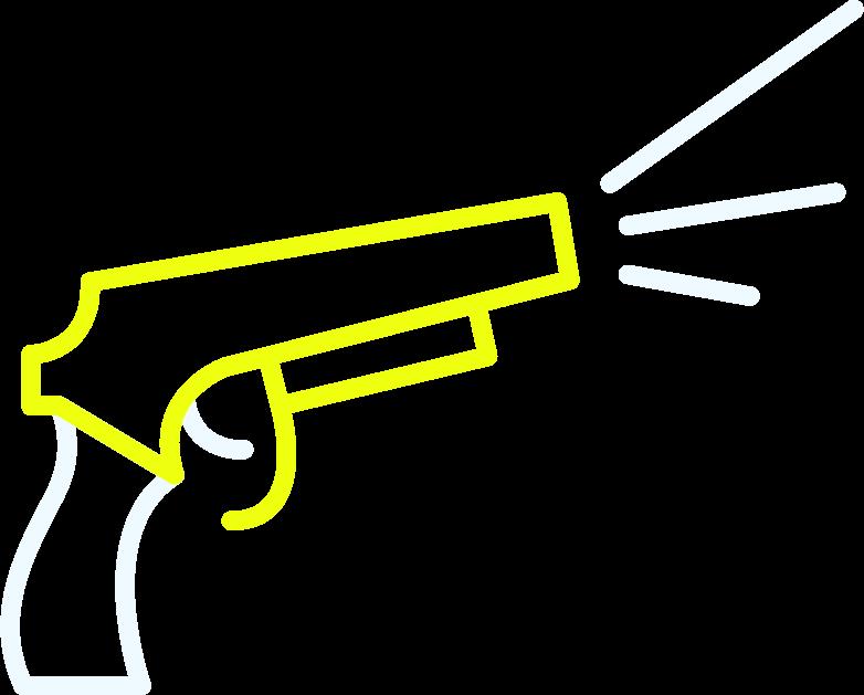 Style  arme à feu Images vectorielles en PNG et SVG | Icons8 Illustrations