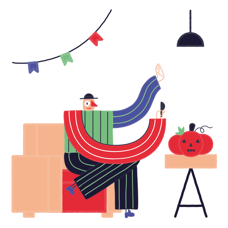 style Prepairing for Halloween Vector images in PNG and SVG | Icons8 Illustrations