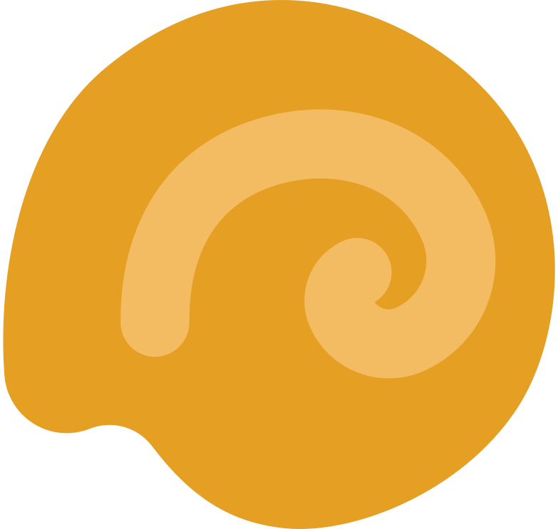seashell Clipart illustration in PNG, SVG