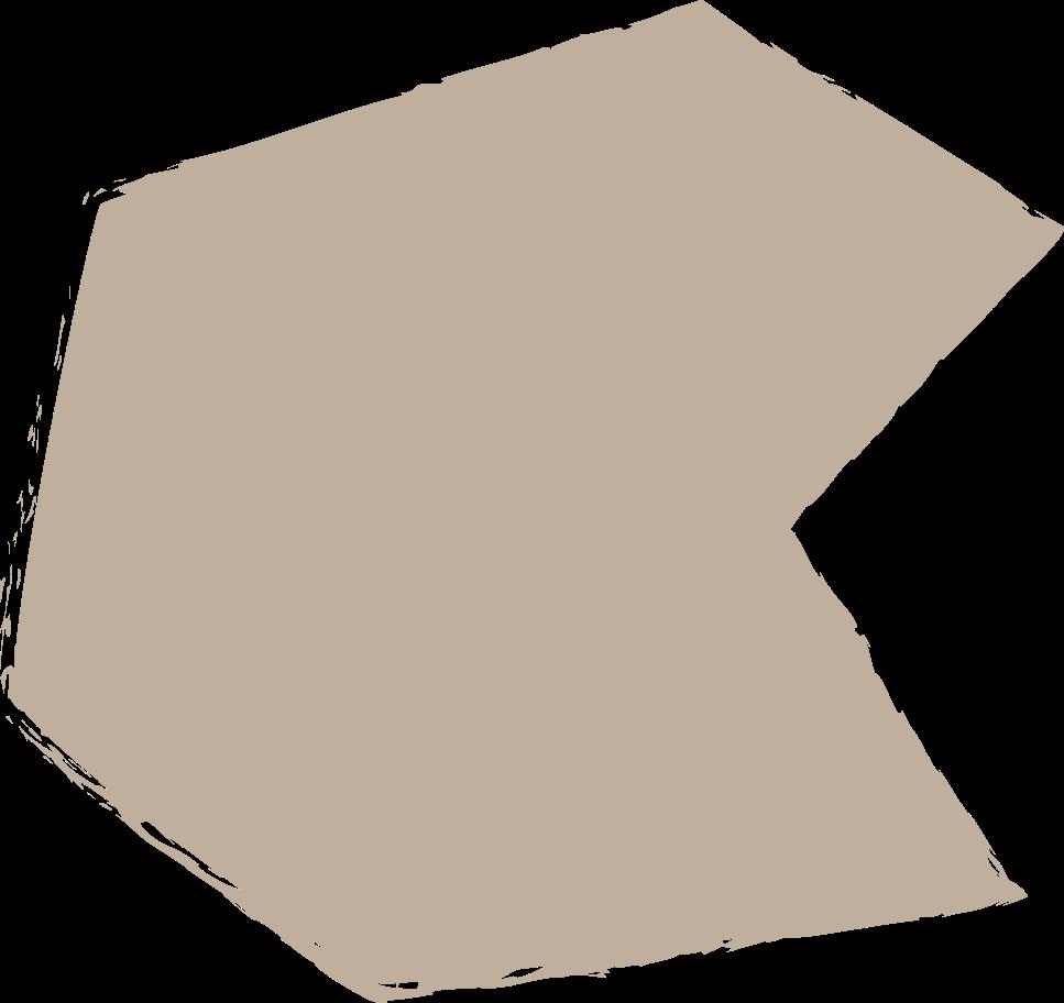 polygon-light-grey Clipart illustration in PNG, SVG