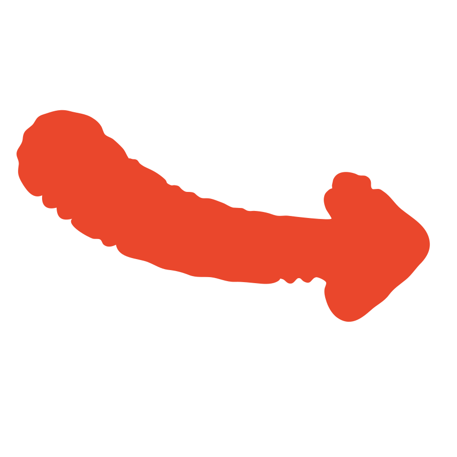 Ilustración de clipart de Flecha correcta en PNG, SVG