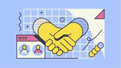 style Shaking hands images in PNG and SVG | Icons8 Illustrations