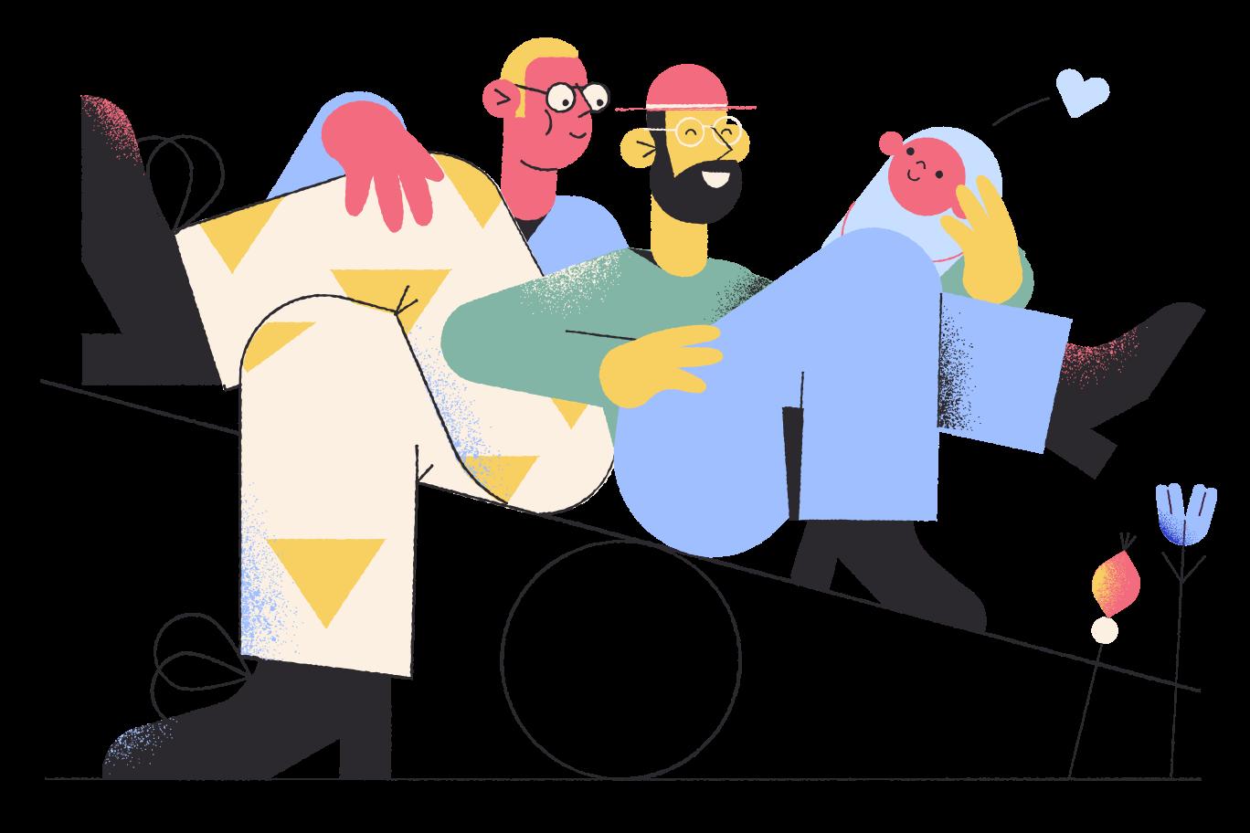 Väter Clipart-Grafik als PNG, SVG